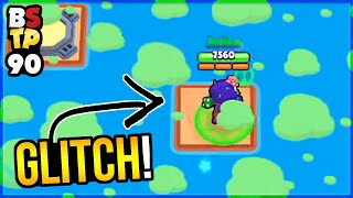 UNLIMITED HEALTH BUG in POISON GAS!? Top Plays in Brawl Stars 90
