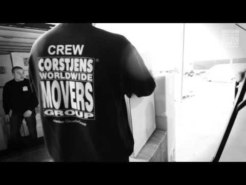 Corstjens Kiev: handling your shipment