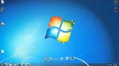 TUTO| Changer la langue Windows 7