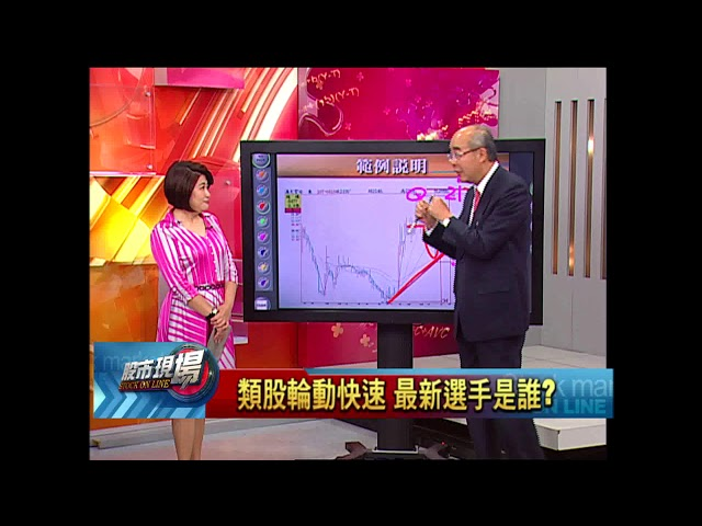 【股市現場-非凡商業台鄭明娟主持】20180418part.6(林隆炫)