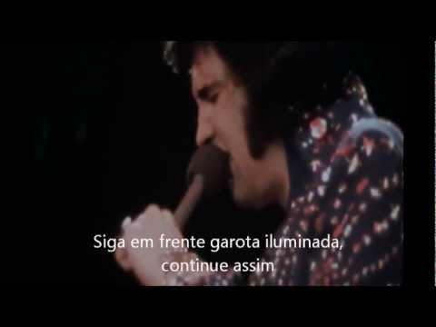 Elvis Presley - Bridge Over Troubled Water (legendado)