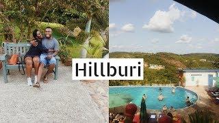 FIRST TIME VISITING HILLBURI IN THE AKWAPIM MOUNTAINS (GHANA VLOG #17)