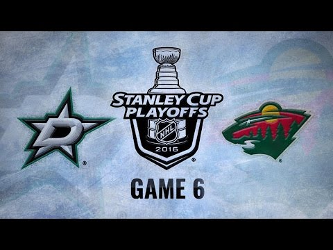 Stars hang on to win Game 6, 5-4, clinch series