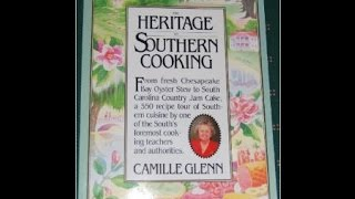 This Live Event Will Begin In A Few Moments.     The Heritage Of Southern Cooking - From Fresh Chesape Book Quotes