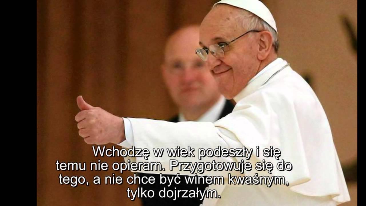 Papież Franciszek Youtube