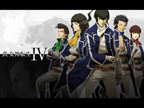 Shin Megami Tensei IV: Domain Boss Battle (Extended)
