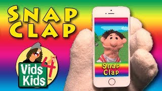 Snap Clap - Funny Face Changer