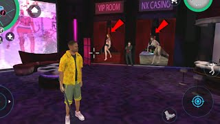 Real Gangster Crime (Real Hero inside VIP Room) NX Casino Tour - Android Gameplay HD screenshot 2