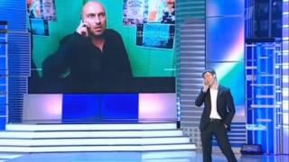 Команда КВН МГИМО Парапапарам - Нагиев в лифте
