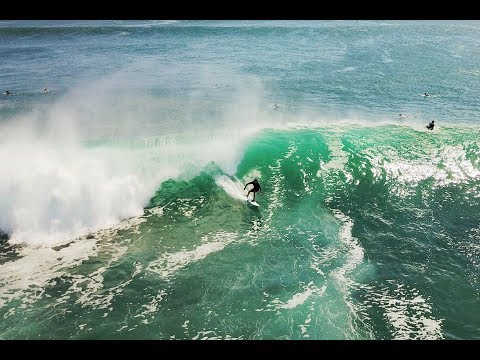 Riding G-Land: Indonesia's big-wave surfing wonder of the world