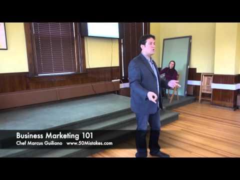 Business Marketing 101, The Basics of Business Marketing & Social Media