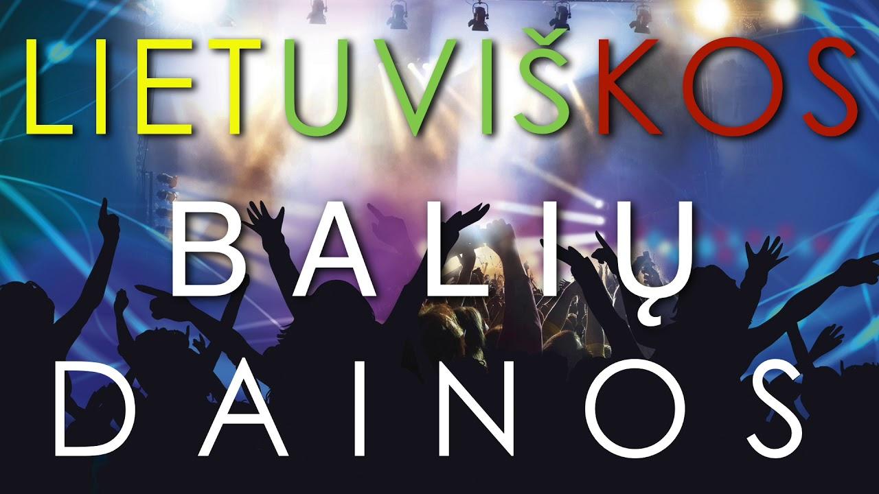 BALIŲ DAINOS VAKARĖLIAMS - MIX  Vol.1