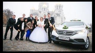 14.12.2018. Дмитрий и Мария ! Свадебный фильм .