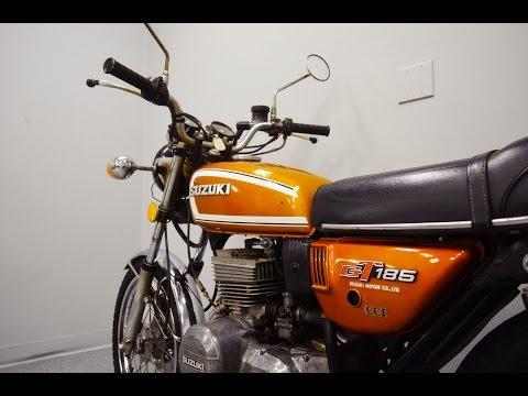 1974 Suzuki GT185
