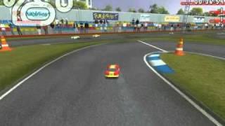Gameplay Big Scale Racing