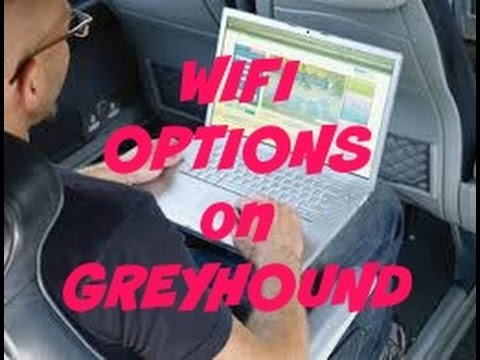 Is There WiFi On The Greyhound Bus?