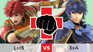 Combat for a Cause: Mental Health - Winners QF: Lui$ (Roy) vs. 3xA (Marth)