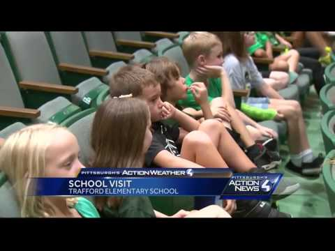 School Visit: Trafford Elementary School