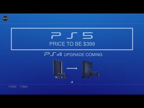 """PS5 Price to be """"$399"""" release date Update 