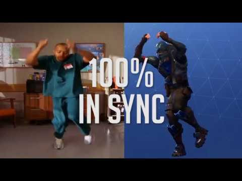 Fortnite BR: The Dance Moves Emote Problem (and Solution!)
