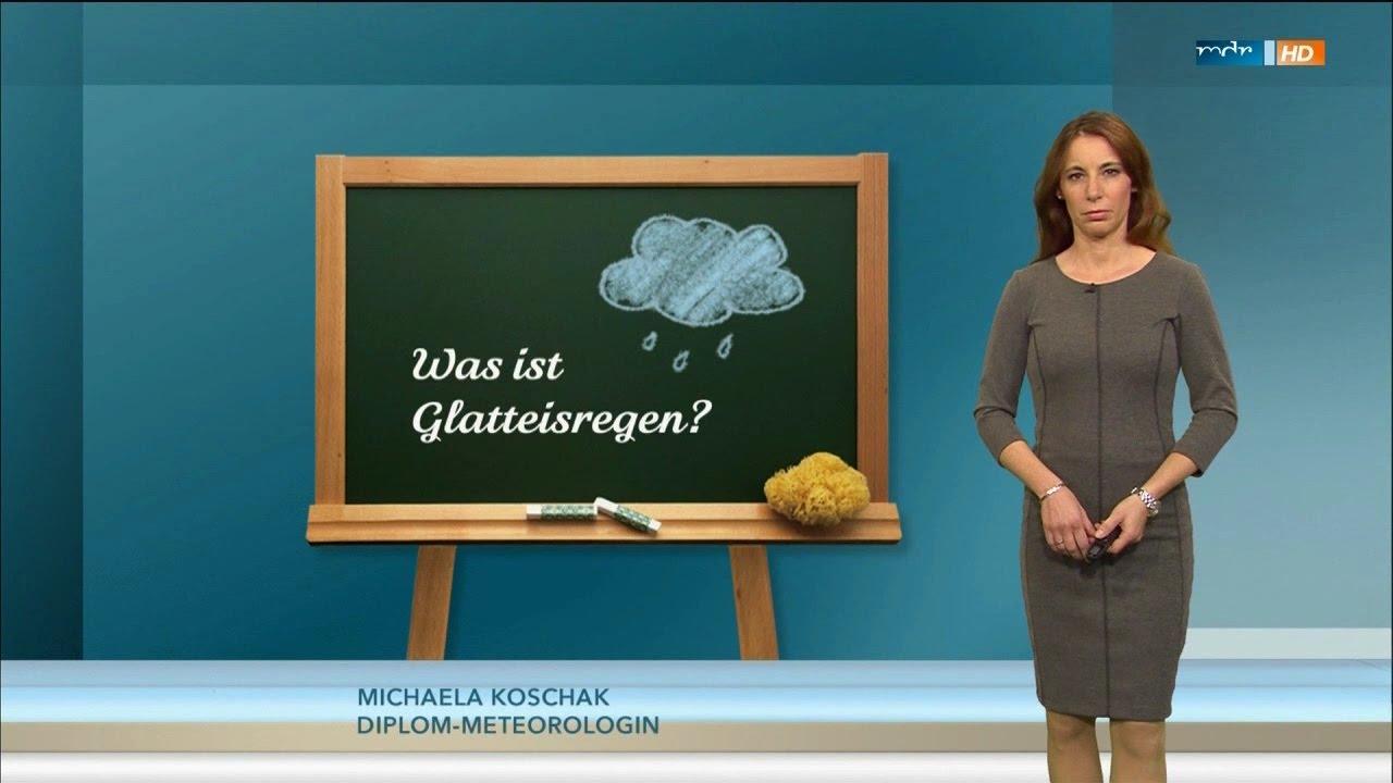 Michaela Koschak Wetter 28-11-2015 HD - YouTube