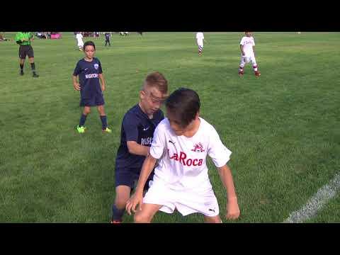 Wasatch JS vs La Roca KR - U10 A Soccer