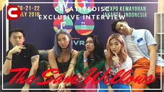 CD Exclusive Interview - The Sam Willows