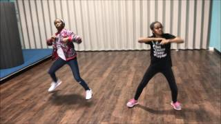 O.T. Genasis - Push It choreography by Dom Brown