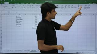 MS Excel - Editing Data