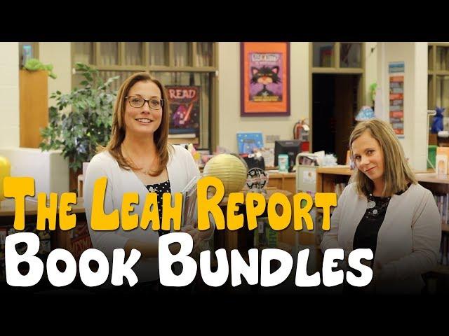 The Leah Report - Book Bundles