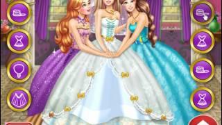 Barbie Princess Wedding (Свадьба Барби принцессы) - прохождение игры