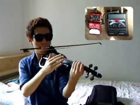 Imagine Dragons - Warriors Violin Looped Cover