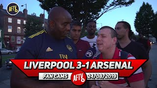 Liverpool 3-1 Arsenal | We Saw The Good & Bad Of David Luiz! (Daniel)