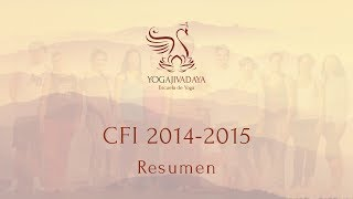 CFI 2014-2015 | Resumen