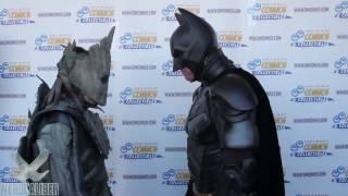 """""""Im Batman"""" vs """"I Am Groot"""