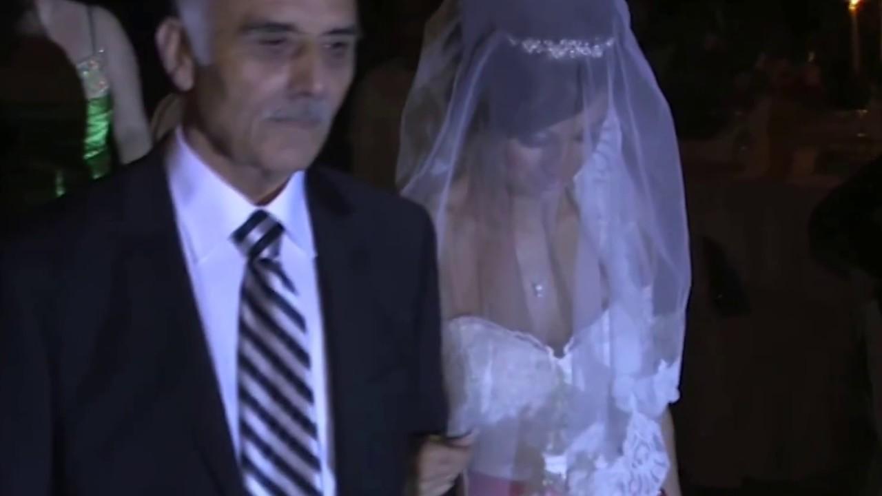 hasret amp cem wedding d252g252n girisi quotseni seviyorum