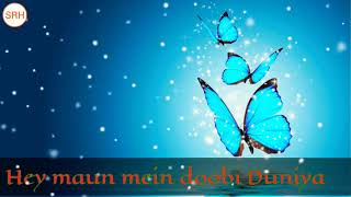💖💖💖#SRHmp3 Dil darbadar full lyrics song 💖💖💖