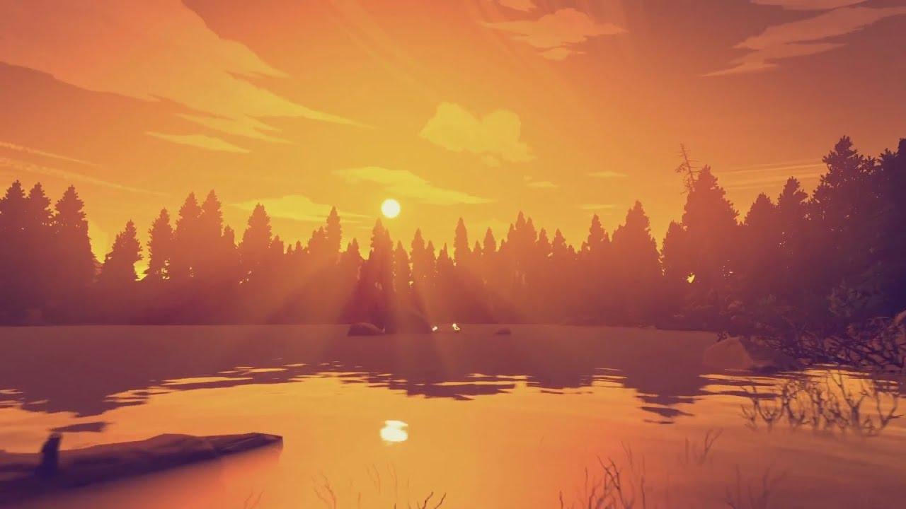 Firewatch - E3 2015 Gameplay Trailer - YouTube