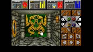 Dungeon Master II: The Legend of Skullkeep playthrough Part 3
