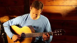 Berceuse (Cancion de Cuna)  - played by Pete Smyser (solo classical guitar)
