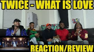 "Download Lagu TWICE ""What is Love?"" M/V REACTION/REVIEW Mp3"