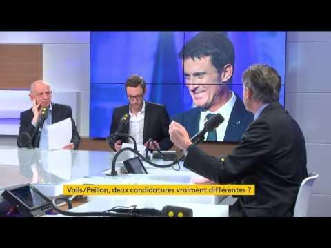 Méthodes, choix économiques : Vincent Peillon prend ses distances avec Manuel Valls