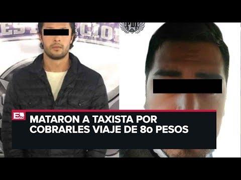 Detienen a dos por homicidio de un taxista en Santa Fe