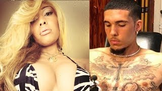 Trans IG Model Claims To Have SEX TAPE With LiAngelo Ball!