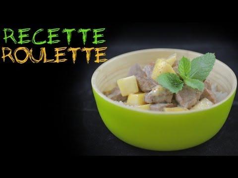 Recette : Canard coco - mangue !
