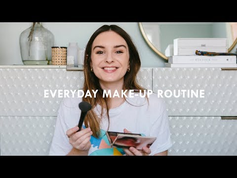 EVERYDAY MAKE UP | What Olivia Did