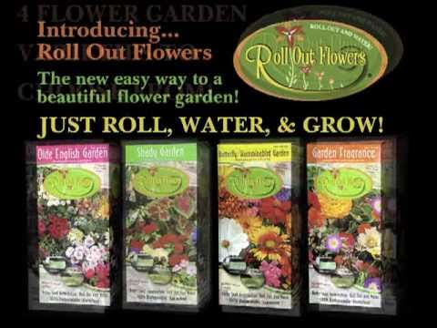 Roll Out Flowers
