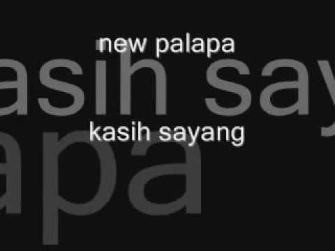 new palapa. kasih sayang