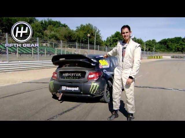 Fifth Gear VS Rallycross - The FULL Challenge | Fifth Gear