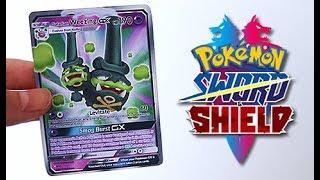Galarian Weezing GX Pokemon Card (Sword & Shield)